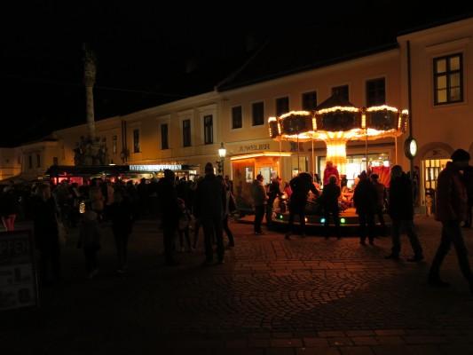 Ringelspiel Martini in Eisenstadt