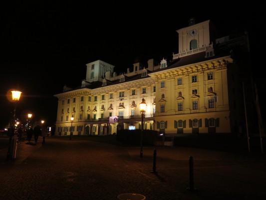 Schloss Esterházy gesamt