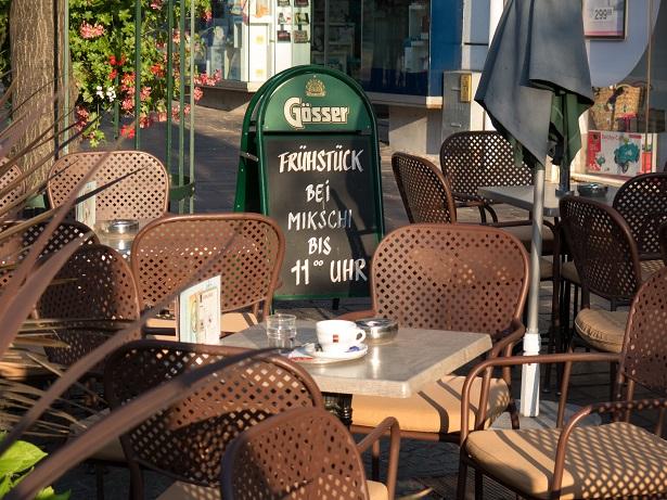 Frühstücken in Eisenstadt