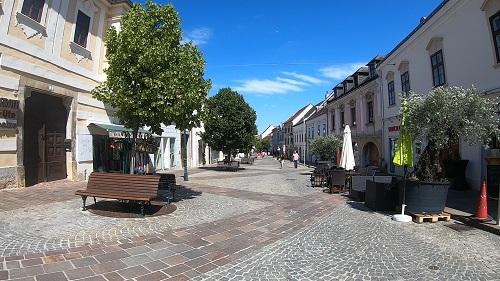 Fußgängerzone Eisenstadt
