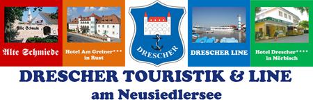 Drescher Touristik Logo